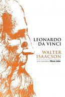 Okładka książki - Leonardo da Vinci