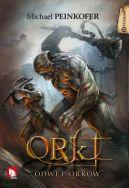 Okładka ksiązki - Odwet Orków