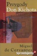 Okładka ksiązki - Przygody Don Kichota