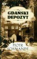 Okładka książki - Gdański depozyt