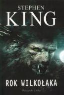 Okładka ksiązki - Rok wilkołaka