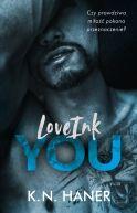 Okładka książki - LoveInk You