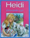 Okładka - Heidi. Dziewczynka z gór