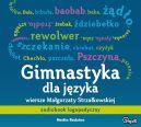 Okładka - Gimnastyka dla języka MP3. Audiobook logopedyczny