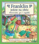 Okładka - Franklin. Franklin jedzie na obóz