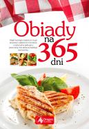 Okładka książki - Obiady na 365 dni