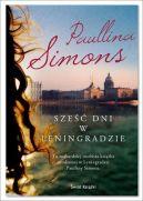 Okładka ksiązki - Sześć dni w Leningradzie
