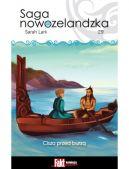 Okładka ksiązki - Saga nowozelandzka. Tom. 29. Cisza przed burzą