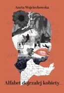 Okładka - Alfabet dojrzałej kobiety Dojrzały granat