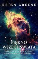 Okładka - Piękno wszechświata.