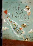 Okładka książki - Listy w butelce. Opowieść o Irenie Sendlerowej