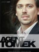 Okładka ksiązki - Agent Tomek: Spowiedź