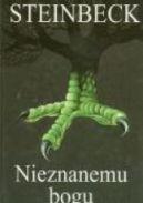 Okładka ksiązki - Nieznanemu bogu