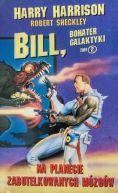 Okładka - Bill, bohater galaktyki. Na planecie zabutelkowanych mózgów