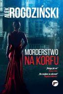 Okładka książki - Morderstwo na Korfu