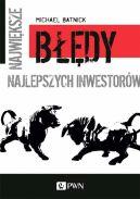 Okładka - Największe błędy najlepszych inwestorów