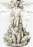 Okładka książki - Death Note tom 12. Koniec