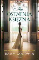 Okładka książki - Moja ostatnia księżna