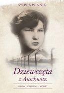 Okładka ksiązki - Dziewczęta z Auschwitz