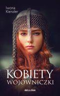 Okładka książki - Kobiety wojowniczki
