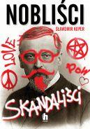 Okładka książki - Nobliści skandaliści