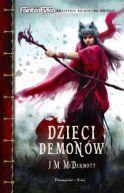 Okładka książki - Dzieci Demonów