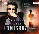 Okładka ksiązki - Komisarz. Audiobook