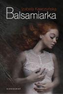 Okładka ksiązki - Balsamiarka