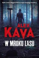 Okładka książki - W mroku lasu