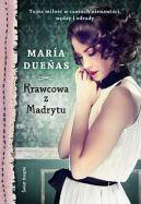 Okładka książki - Krawcowa z Madrytu