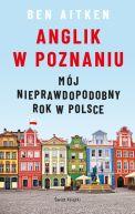 Okładka książki - Anglik w Poznaniu