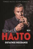 Okładka - Tomasz Hajto. Ostatnie rozdanie. Autobiografia