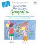 Okładka - Biblioteczka Montessori. Geografia