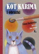 Okładka książki - Kot Karima i obrazki