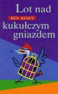 Okładka książki - Lot nad kukułczym gniazdem