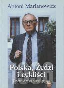 Okładka książki - Polska, Żydzi i cykliści