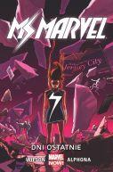Okładka ksiązki - Ms Marvel  Dni ostatnie, tom 4