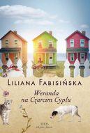 Okładka książki - Weranda na Czarcim Cyplu