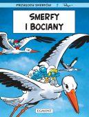 Okładka ksiązki - Smerfy i bociany