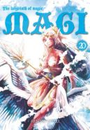 Okładka książki - MAGI: LABYRINTH OF MAGIC: TOM 20