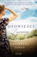 Okładka - Opowieści Zuzanny