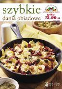 Okładka książki - Szybkie dania obiadowe