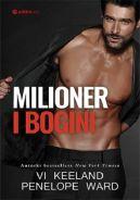 Okładka książki - Milioner i bogini
