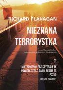 Okładka książki - Nieznana terrorystka