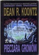 Okładka ksiązki - Pieczara Gromów