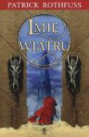 Okładka książki - Imię wiatru