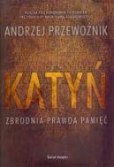 Okładka - Katyń. Zbrodnia, prawda, pamięć