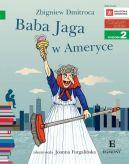 Okładka książki - Baba Jaga w Ameryce