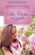 Okładka książki - Dla Ciebie wszystko