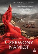Okładka książki - Czerwony namiot
